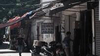 UBND phường Hồng Sơn xây dựng ki ốt cho thuê trên hành lang ATGT