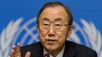 Hàn Quốc phát sốt với khả năng Ban Ki-moon tranh cử tổng thống