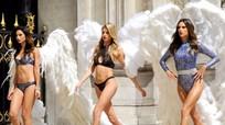 Ảnh hậu trường đẹp gây sốt của dàn thiên thần Victoria's Secret