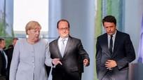 Bộ 3 Đức, Pháp, Italy họp bàn giải pháp 'hậu Brexit'
