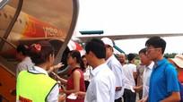 Khai thác hiệu quả đường bay Vinh - Bangkok, tiến tới mở thêm các đường bay quốc tế khác