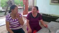 Bi kịch gia đình trong vụ con trai đánh mẹ tử vong bằng điếu cày
