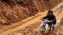 Kỳ Sơn khắc phục thông tuyến đường thị trấn Mường Xén-Nậm Càn