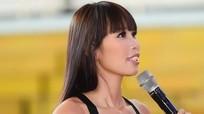 Hà Anh truyền dạy thần thái quyến rũ cho các thí sinh HHVN