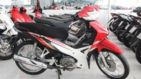 Honda Wave Alpha bán nhất tháng 8 ở Việt Nam