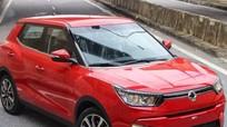 Ssangyong Tivoli giá 630 triệu cạnh tranh Ford Ecosport