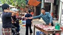 Tp Vinh: Dân biến đường thành nơi họp chợ