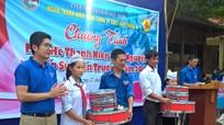CIENCO4  tặng quà trị giá hơn 100 triệu đồng cho trẻ em nghèo Kỳ Sơn