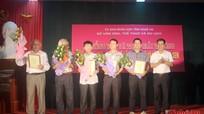 9 tác giả được trao giải sáng tác ca khúc về Bác Hồ và Lễ hội Làng Sen