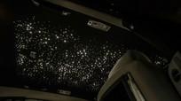 Bầu trời sao trên xe Rolls-Royce