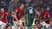 Man Utd thua xa Liverpool về số bàn thắng phút cuối