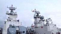 Cặp tàu tên lửa mới của Hải quân Việt Nam