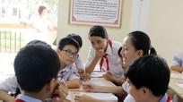Trường học VNEN tiếp tục 'nóng' ở họp báo Sở giáo dục