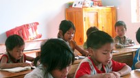 Huyện Con Cuông cơ bản đủ giáo viên tiểu học để xây dựng trường chuẩn