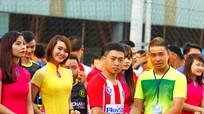 Khai mạc giải bóng đá 'Thanh Chương miền Nam' lần thứ 3