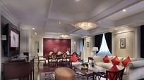 Bên trong khách sạn đón Tổng thống Pháp ở Hà Nội
