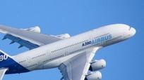 Airbus bán 40 máy bay cho Việt Nam giữa chuyến thăm của Tổng thống Pháp