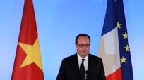 Tổng thống Pháp: 'Việt Nam muốn phát triển thì không thể dừng lại ở gạo'