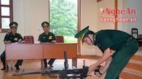 Huấn luyện bổ sung cho chỉ huy các đồn biên phòng