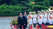 Toàn cảnh chuyến thăm Việt Nam của Tổng thống Pháp Hollande