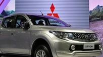 Hơn 3500 xe Mitsubishi Triton tại Việt Nam bị triệu hồi