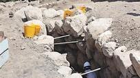 Phát hiện đường hầm bí mật 2300 năm tuổi