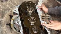 Đắt khách nghề sửa chữa máy nông nghiệp