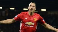 Zlatan Ibrahimovic đã sẵn sàng cho trận derby Manchester