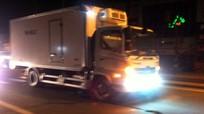 Xe tải đông lạnh đâm xe máy, nam thanh niên tử vong tại chỗ