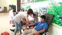 1.500 tình nguyện viên tham gia ngày hội hiến máu