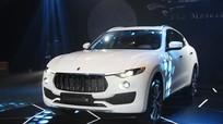 SUV hạng sang Maserati Levante giá từ 5 tỷ tại Việt Nam