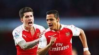 Arsenal vs Southampton: Pháo thủ 'ca khúc khải hoàn'