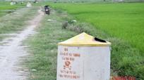 Nghệ An đặt 1.600 thùng thu gom vỏ thuốc trừ sâu trên cánh đồng lúa