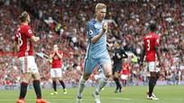 Pep Guardiola đánh bại Mourinho ở derby Manchester