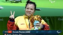 Việt Nam có thêm HC đồng cử tạ tại Paralympic 2016