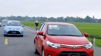 Trình làng Toyota Vios động cơ mới