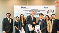 Vinamilk ký kết hợp tác chiến lược với Tập đoàn DSM – Thụy Sỹ