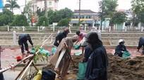 Đã xác định nguyên nhân sụt lún ở thành phố Vinh
