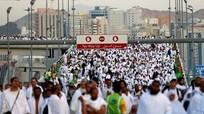 Tín đồ Hồi giáo chen chúc trong lễ hành hương Hajj 2016