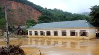 Khẩn trương khắc phục hậu quả do hoàn lưu bão số 4 ở Nghệ An
