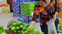 Xoài Việt có mặt tại siêu thị, chợ đầu mối Australia
