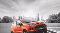 Ford EcoSport phiên bản mới giá 654 triệu đồng