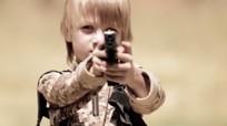 IS ép bé trai 10 tuổi hành quyết con tin