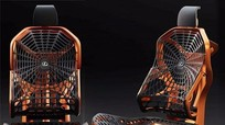 Lexus giới thiệu ghế lái mang phong cách người nhện