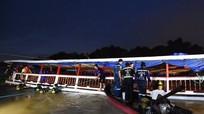 Số người thiệt mạng trong vụ lật tàu ở Thái Lan tăng mạnh