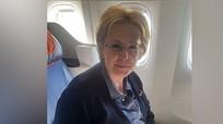 Bộ trưởng Y tế Nga cứu hành khách bị đột quỵ