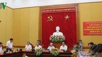 Tổng Bí thư lần đầu tiên tham gia Đảng ủy Công an Trung ương