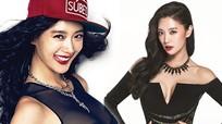 'Bom sex' xứ Hàn khoe dáng đồng hồ cát trứ danh