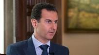 Tổng thống Assad tố Mỹ cố tình không kích quân đội Syria