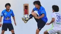 Tuấn Anh ghi bàn đầu tiên cho Yokohama FC